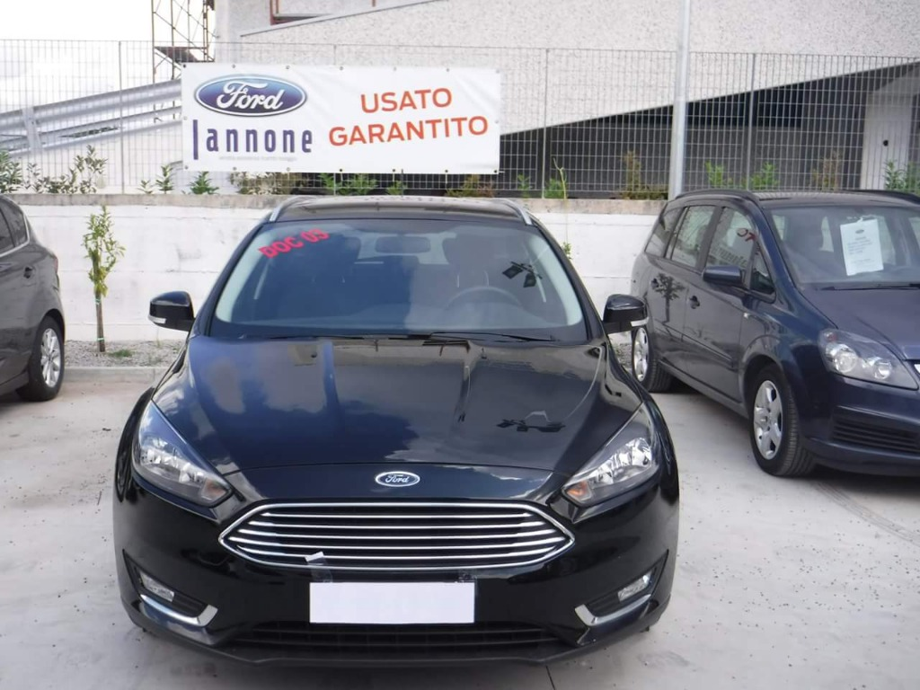 Ford Focus 2017. soli 19.000 km