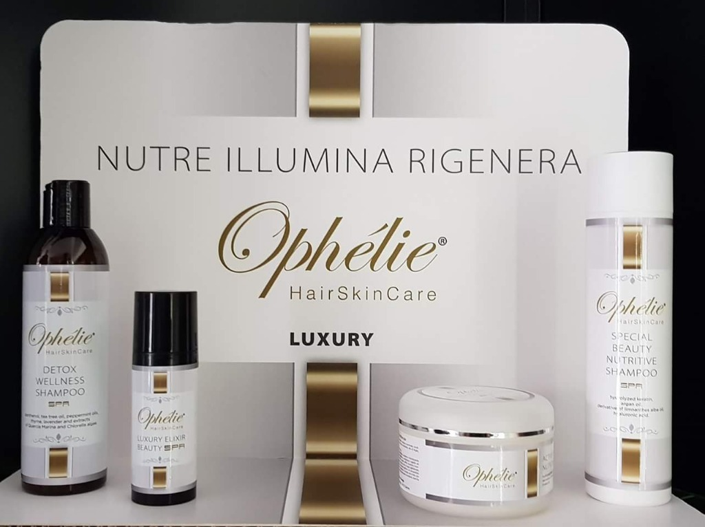 Luxury, nutre, illumina, rigenera