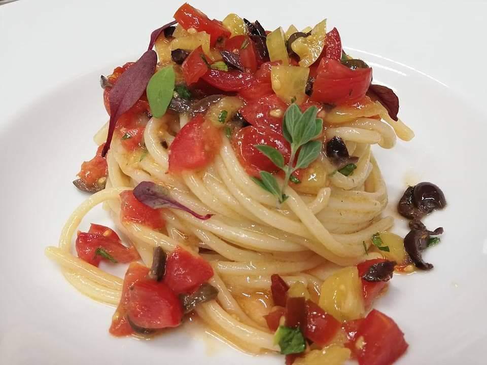 Spaghetti di Gragnano trafilato al bronzo...
