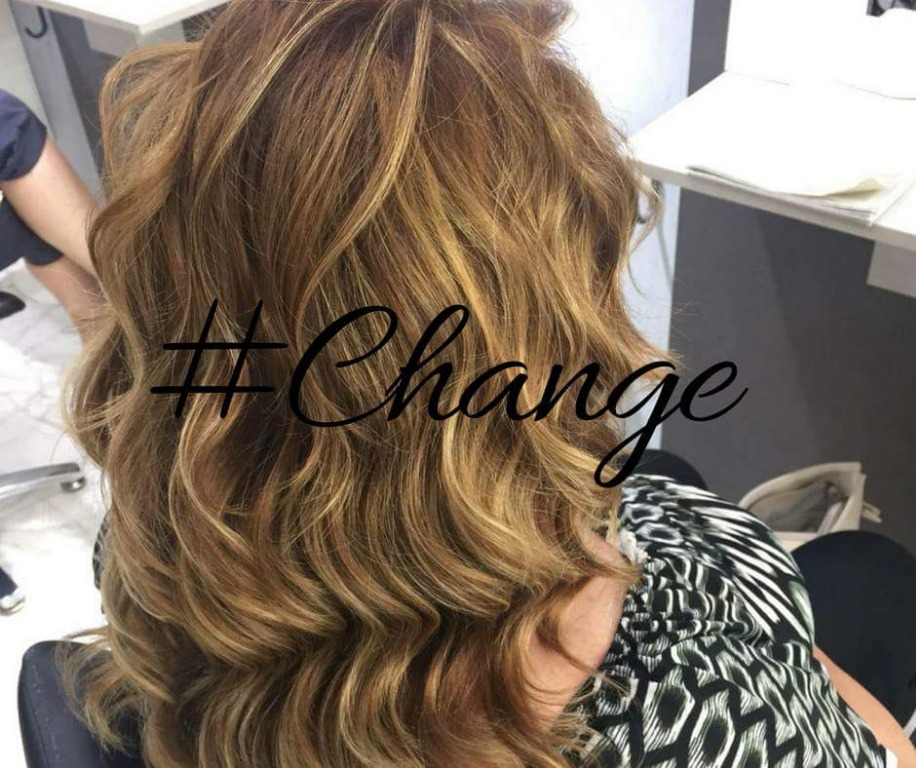Change is always a good idea!!