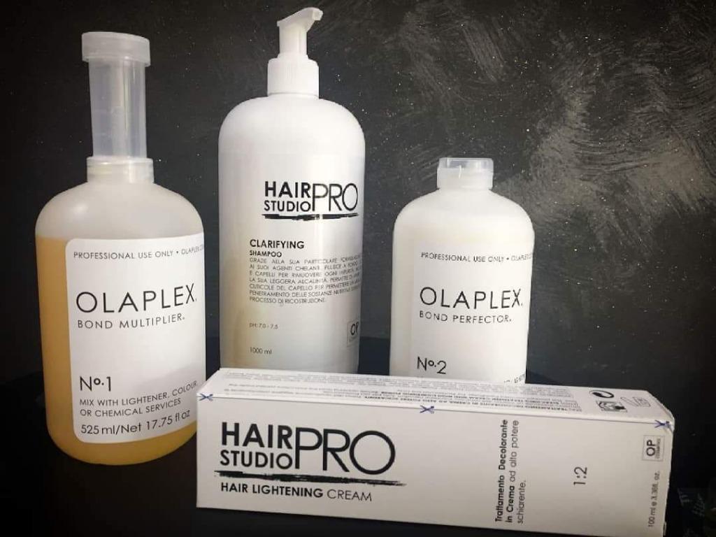 Olaplex Sentiti libero di decolorare e colorare il tuo capello senza danneggiarlo