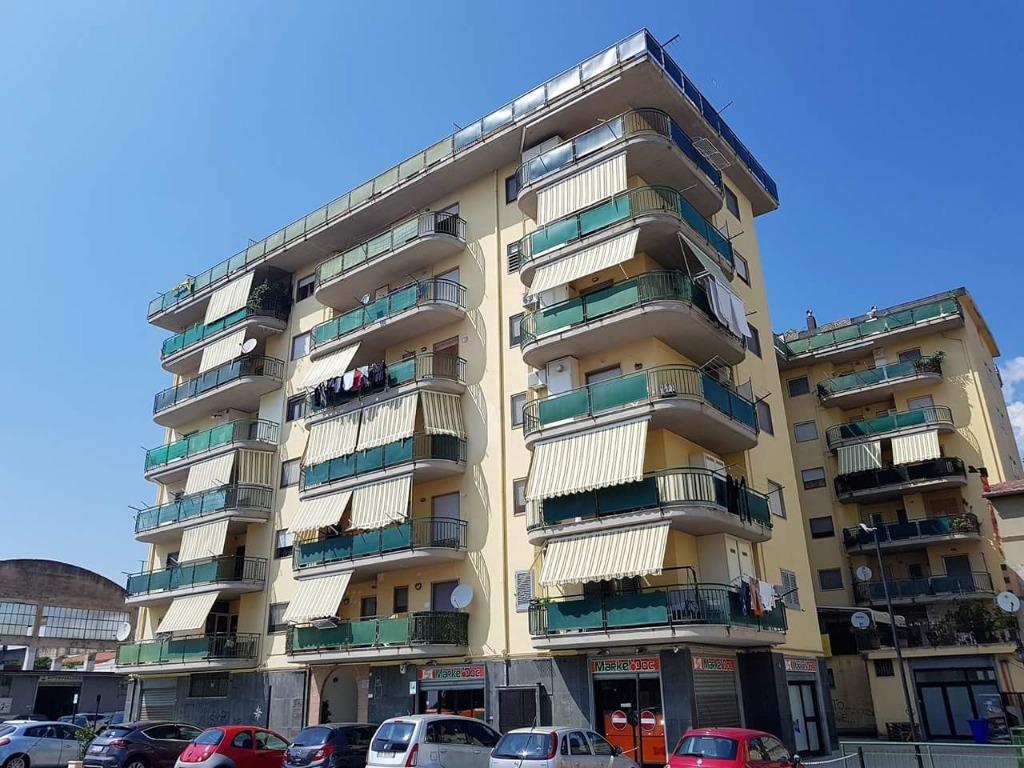 Vendesi località Belvedere di Battipaglia appartamento in buone condizioni 140.000€
