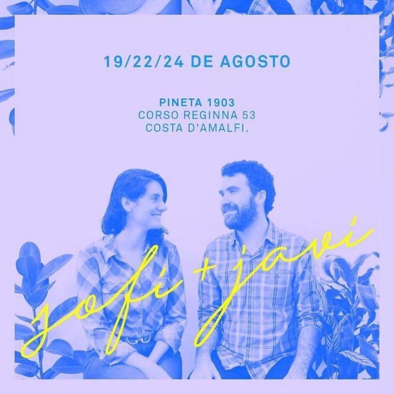 22 e 24 agosto SOFI E JAVI duo di musica argentina