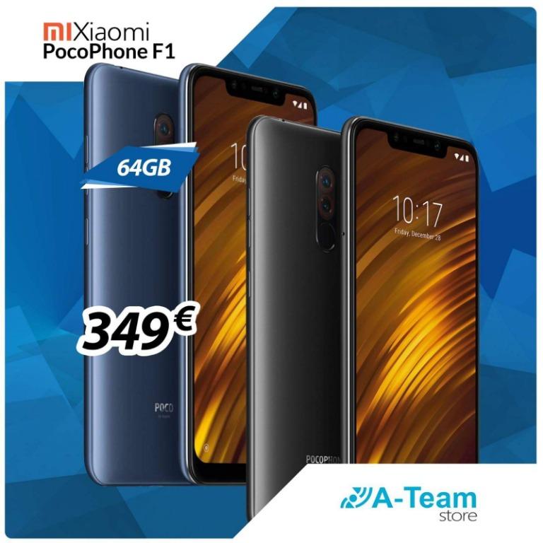 Xiaomi PocoPhone F1 349€