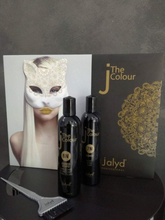 Jalyd, the Colour