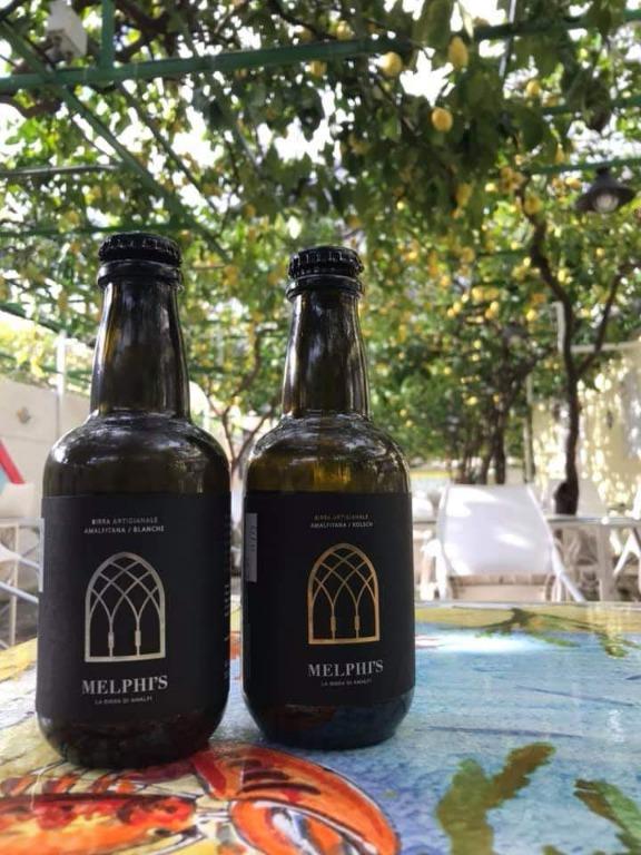 Birra artigianale Melphi's Beer