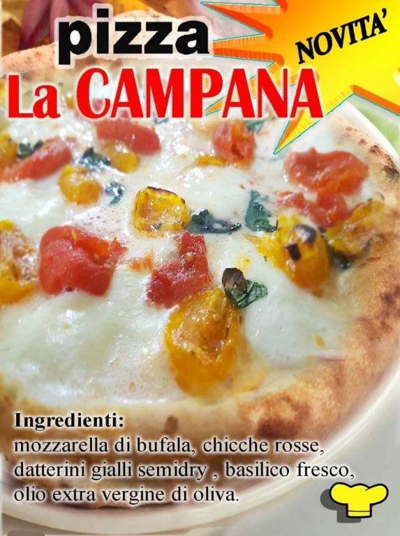 Pizza La Campana