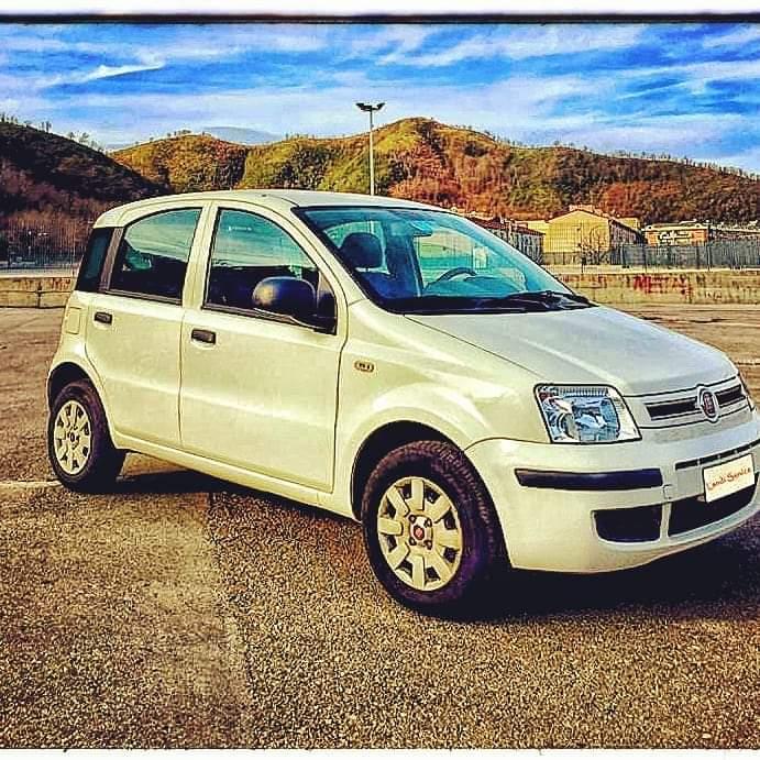 Fiat Panda 1.3 Mtj 75cv Dynamic  anno 2010 - 46.000 km