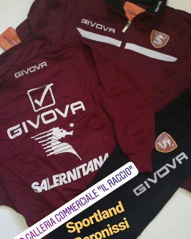 Tuta ufficiale Salernitana Calcio