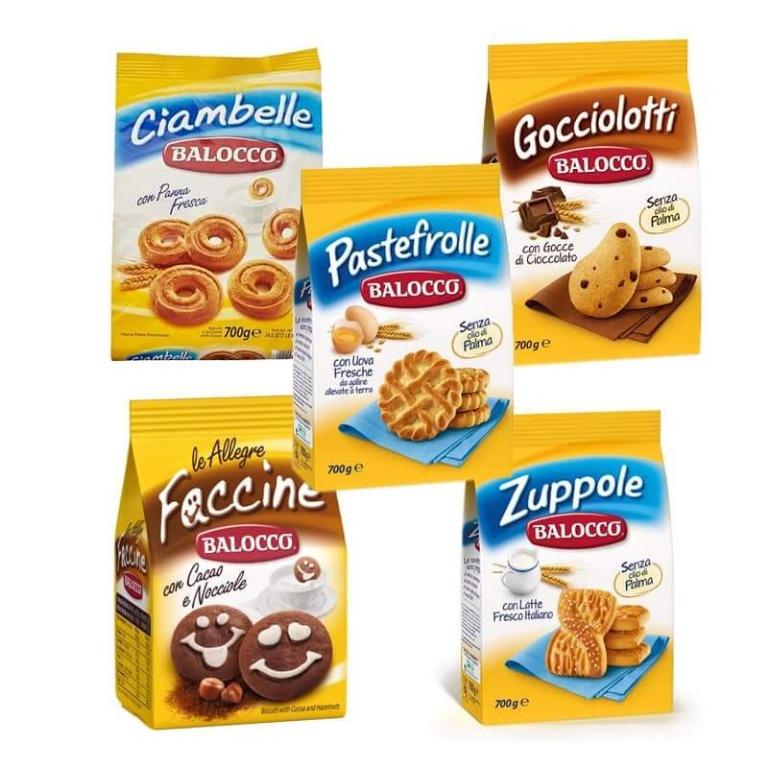 Da noi trovi i biscotti Balocco