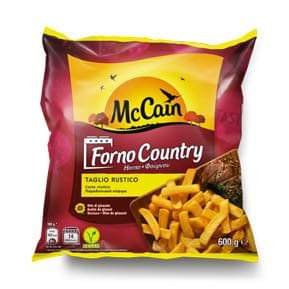 Patatine McCain forno country