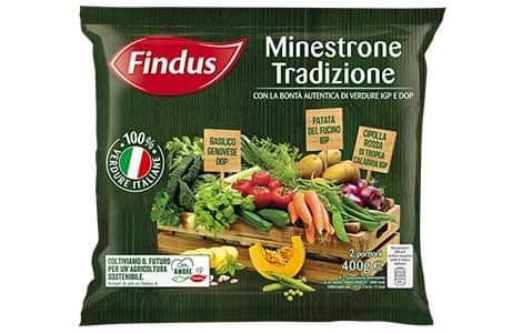 Findus minestrone