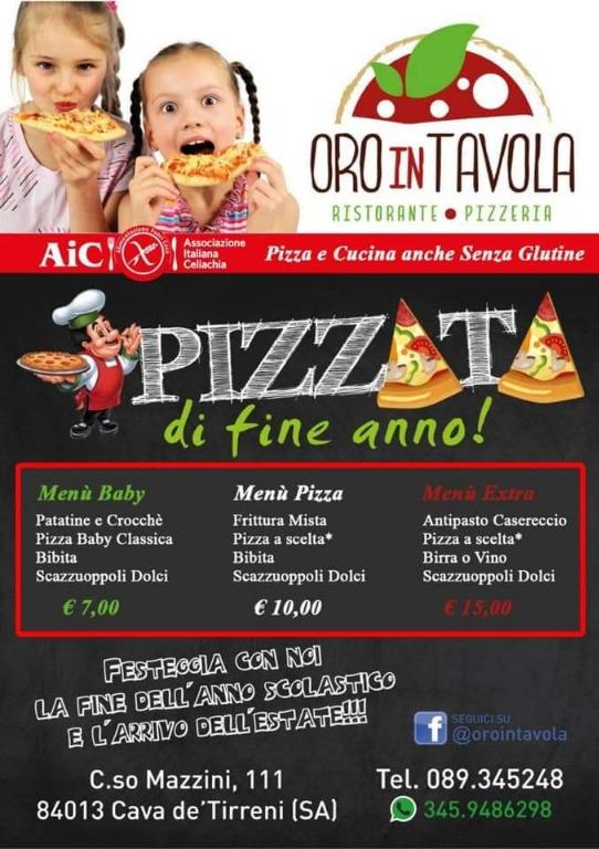 Pizzata di Fine Anno