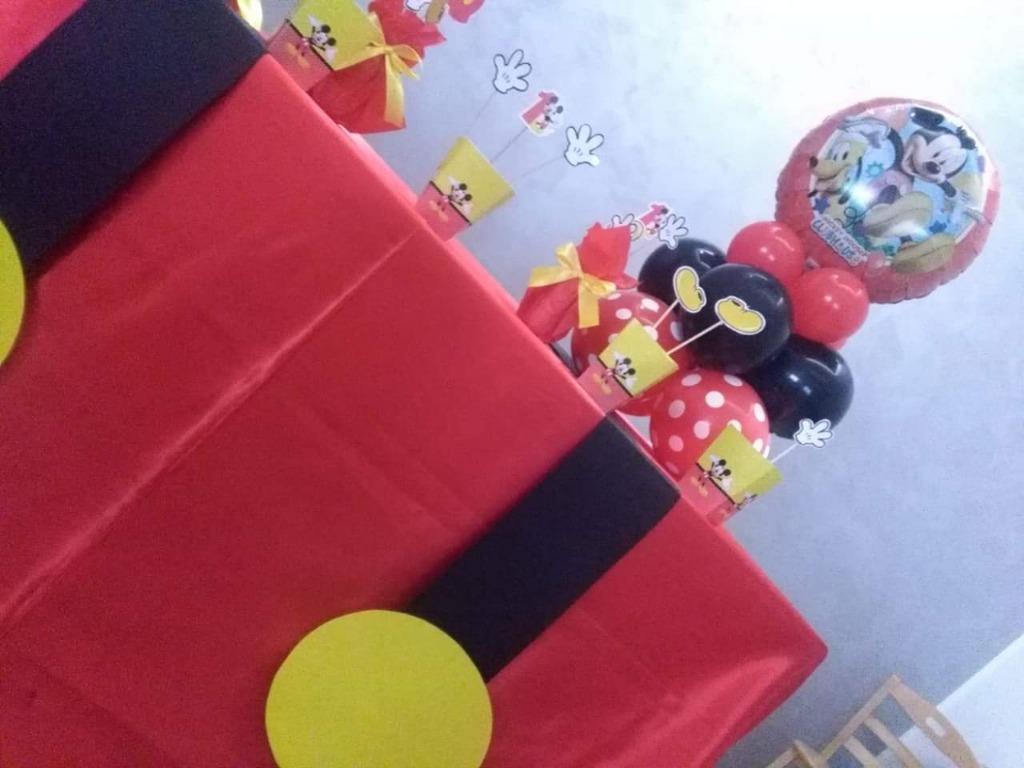 Allestimenti festa di compleanno