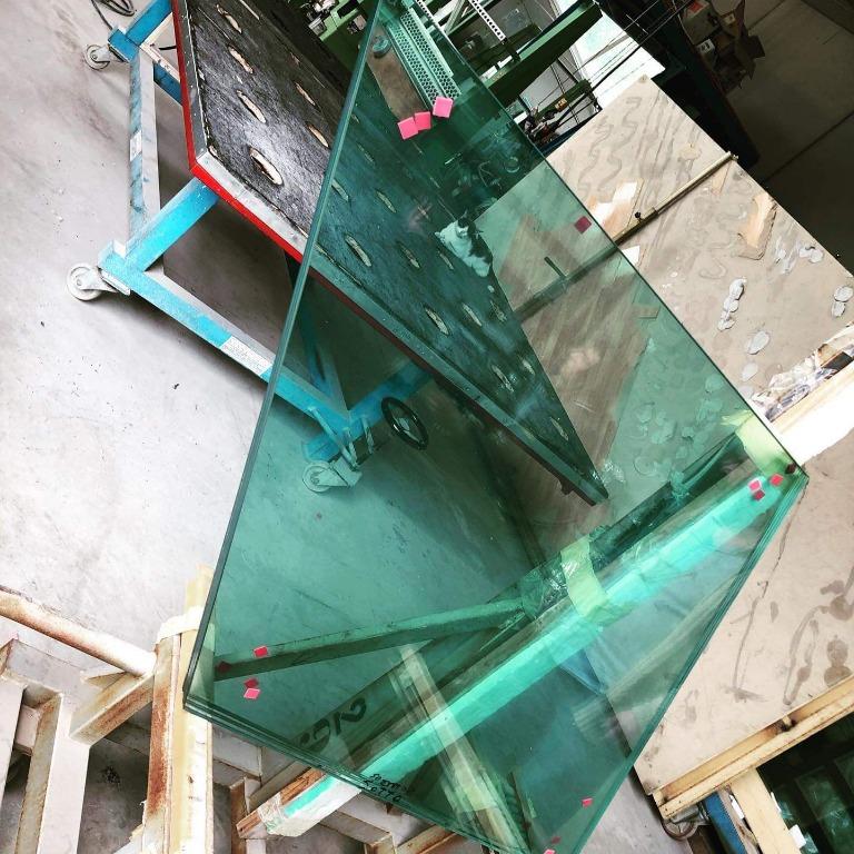 Balaustre strafica con plastico