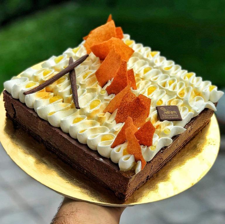 Torta Baunilha