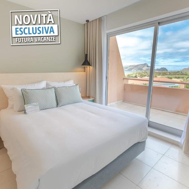 Futura Style Vila Baleira**** di Porto Santo, località definita anche come i Caraibi d'Europa