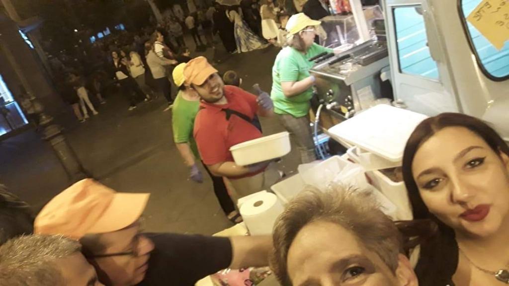 Gigi Panini Show Street