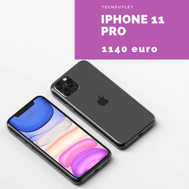 Iphone 11 pro € 1140