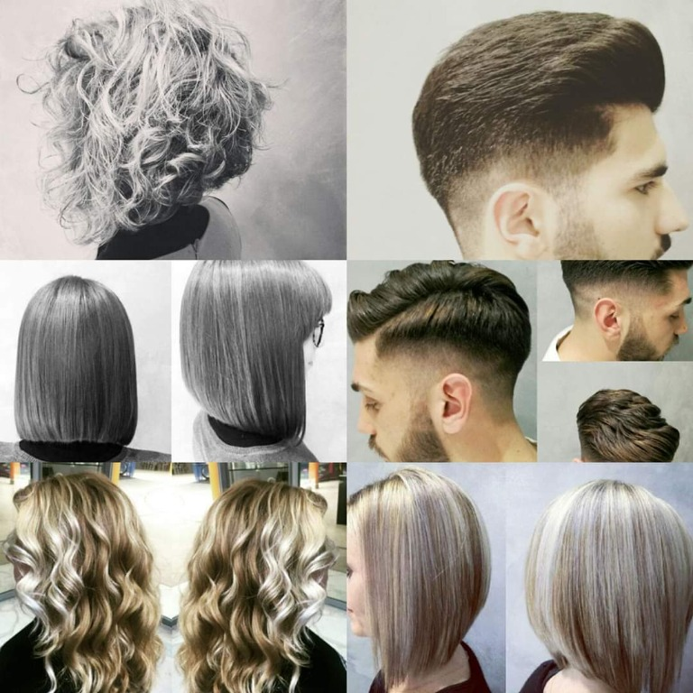 Il cambio look inizia sempre dai capelli