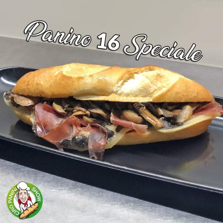 Panino 16 speciale