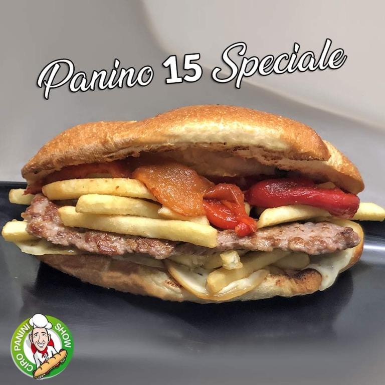 Panino 15 Speciale