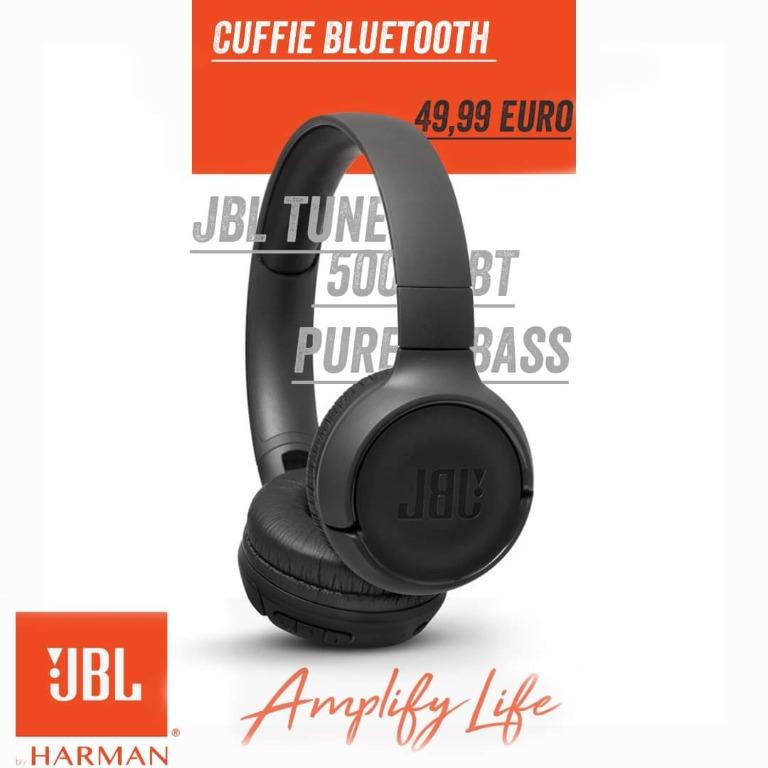Cuffie bluetooth JBL