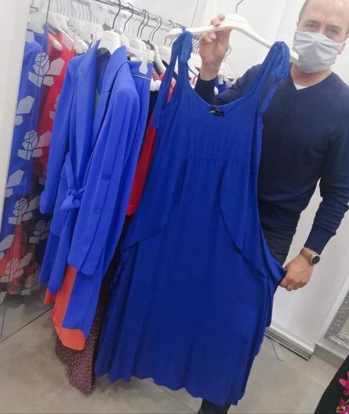 Quale di questi splendidi abiti volete provare oggi?
