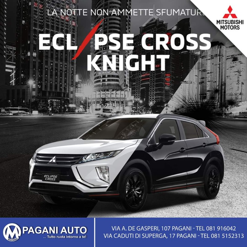 Eclipse Cross Knight