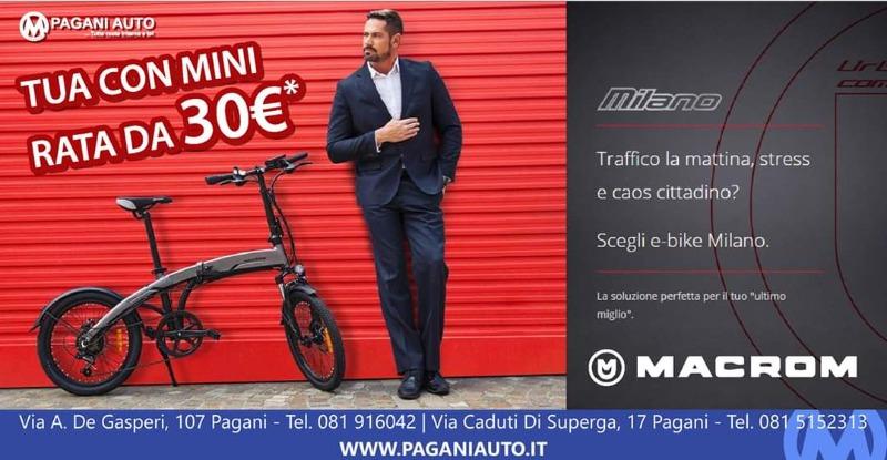 E-Bike Milano targata Macrom
