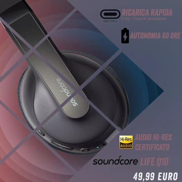 Regalatevi un audio di grande qualità con le Life Q10