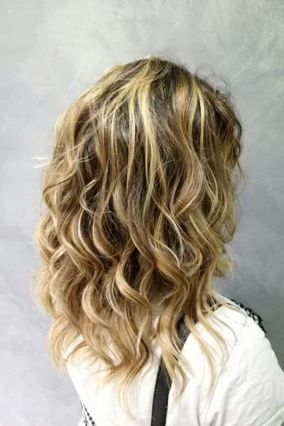 Con il Balayage avrai capelli luminosi e chiari