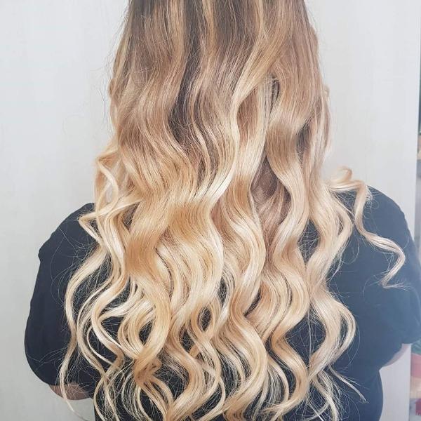 Sfumature da sogni gold blond