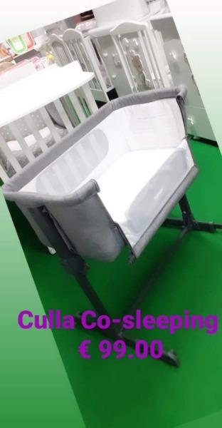 Culla co-sleeping