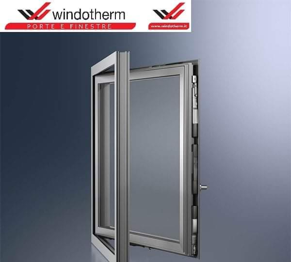 solo da Windotherm Porte e Finestre