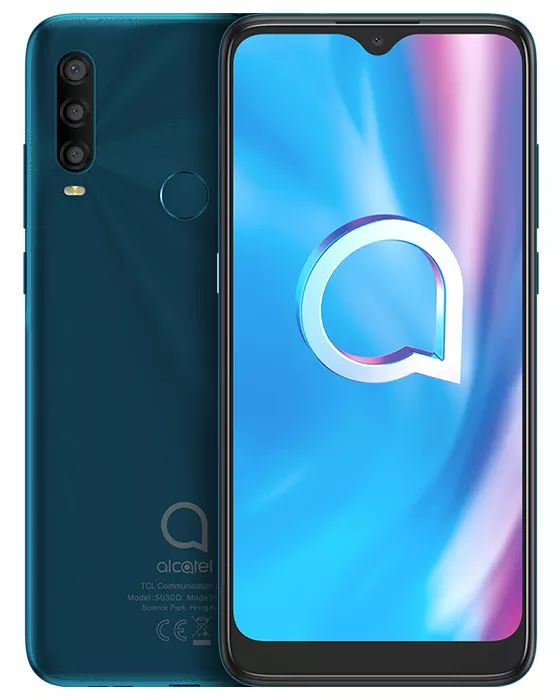 NUOVO Alcatel 1SE 2020 memoria 32GB RAM 3GB, disponibile in negozio a €99.99