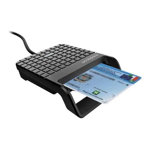 Nuovo Lettore di SMART card a contatto - USB 2.0 MEDIACOM MD-S402 €16.90