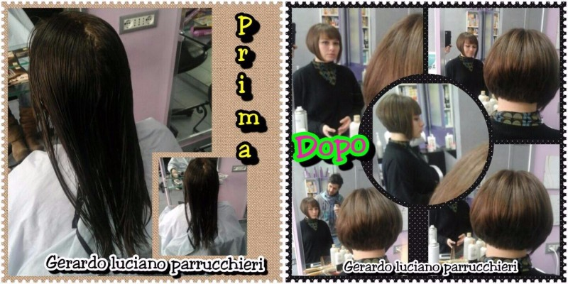 Da Lungo a Corto - Gerardo Luciano Hair