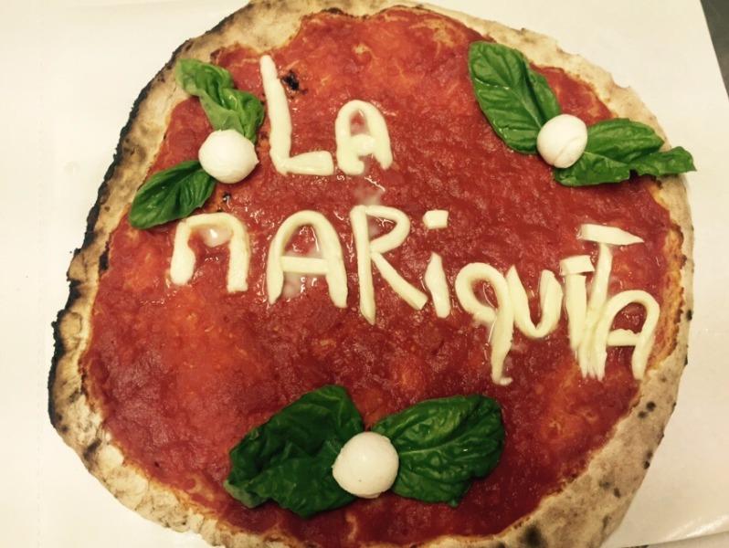 Pizza La Mariquita