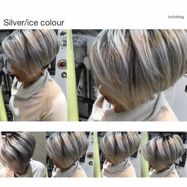 Chi ha detto che i capelli bianchi non vengono?