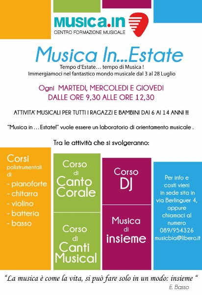 Musica In...Estate