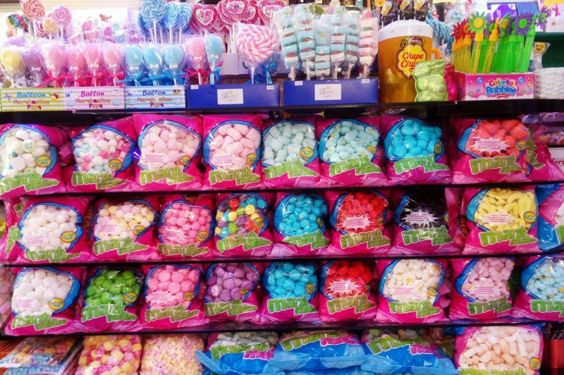 Grande assortimento di Mash Mallon al Candy Candy ad un prezzo eccezionale: € 7.50 ogni busta