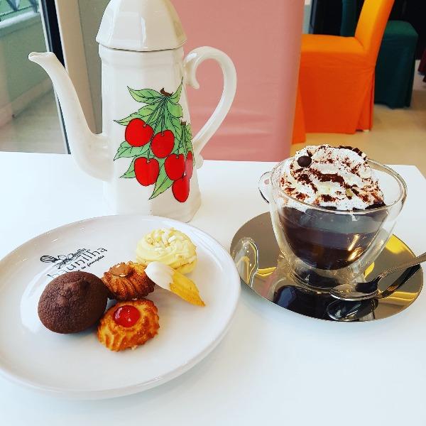 Grande colazione con Cioccolata calda