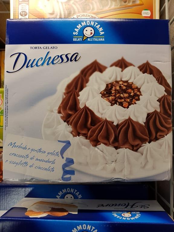 Torta gelato Duchessa