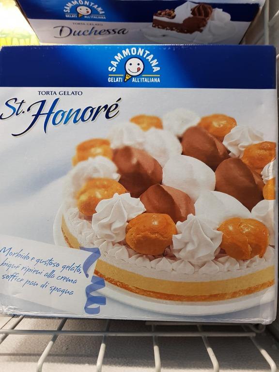 Torta gelato St.Honorè