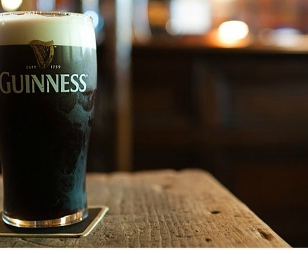 Birra Guinness alla spina