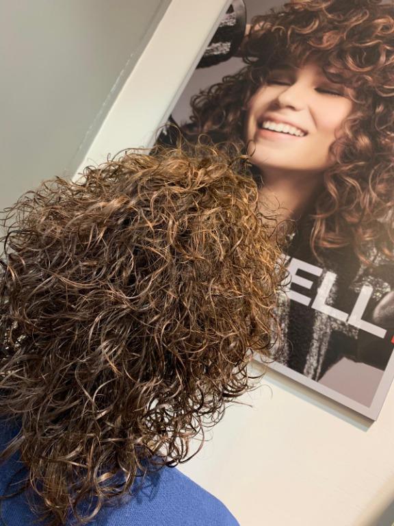 Con Goldwell i capelli ricci non sono più un problema