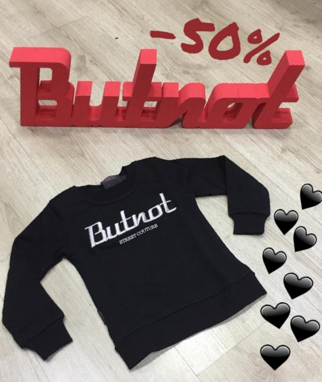 But Not -50%