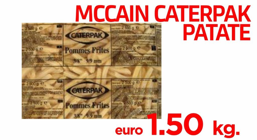 Patate Mc Cain 1.50€