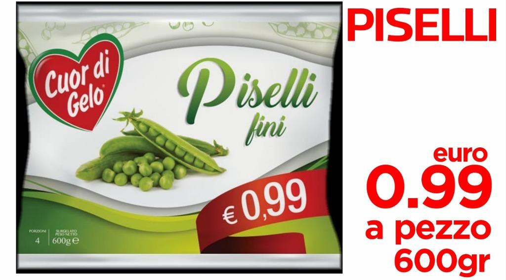 Piselli fino 0.99€